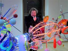 GSF Contemporary Art inaugura con Enrico T. De Paris - http://www.canalearte.tv/news/gsf-contemporary-art-inaugura-enrico-t-de-paris/