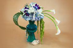 Island Girl | Flower Factor VaseOff! Entry