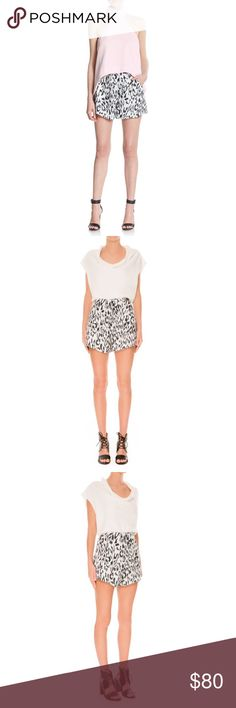 Finders Keepers Shorts Finders Keepers Anthology Leopard-print Shorts. Color:Light Leopard. Tailored shorts in a fierce leopard print. Concealed back zip. Side slant pockets. Lined Finders Keepers Shorts