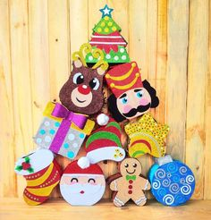Christmas Minis, Christmas Candy, Christmas 2015, Mini Piñatas, Fiesta Decorations, Ideas Para Fiestas, Christmas Centerpieces, Gingerbread Cookies, Origami