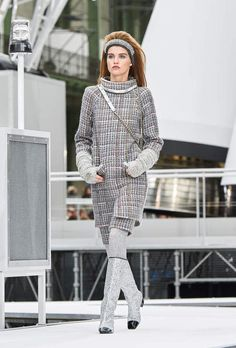 Ready-to-wear - Fall-winter 2017/18 #CHANEL