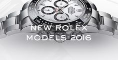Discover the innovative features and iconic aesthetics of the new 2016 Oyster Perpetual and Cellini models.