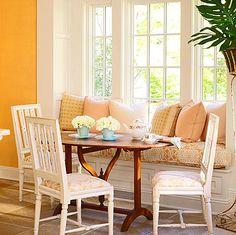 Brabourne Farm: Window Seats
