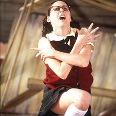 saturday night live cast molly Shannon  as catholic school girl