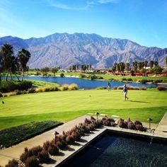 Golf at Escena Golf Club in Palm Springs