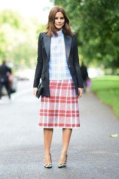 Street Chic London Fashion Week Spring 2014 - London Fashion Week Street Style Photos - Elle Christine Centenera