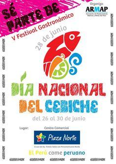 Fiesta Nacional en el Perú!!!