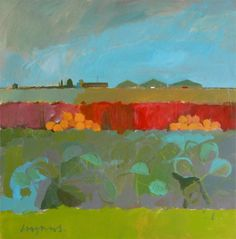 Pumpkins and Cabbages, Silt Road, Nordelph, The Fens 2012