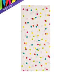 Confetti Dots Tissue Paper