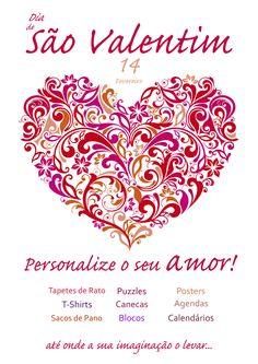Let's Copy  Dia de São Valentim  Dia dos Namorados