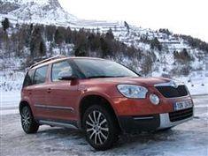 Test SUV Škoda Yeti s nejslabším dieselovým motorem TDI s předním náhonem Vw Group, 4x4, Diesel, Cars, Vehicles, Diesel Fuel, Autos, Car, Car