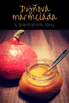 Recept na slaďoučkou dýňovou marmeládu Autumn, Cooking, Winter, Floral, World, Kitchen, Winter Time, Fall Season, Fall