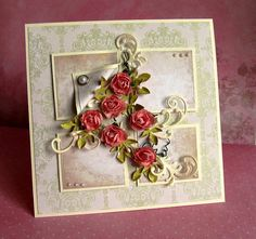 At the last minute -  via Betsy Clark. - Wendy Schultz ~ Cards 1.