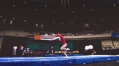 Bildresultat för gymnastics gifs