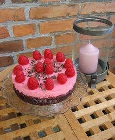 PynteKagen: Raspberry chokolatecake - so yummi