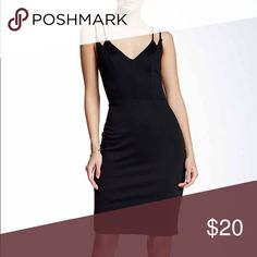 Strappy Date Night Dress NEW! Strappy Date Night Dress size medium. Bundle it with Bolero Jacket and save! Soprano Dresses Midi