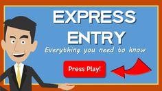 Express Entry Canada 2015 | Canadian Visa Application
