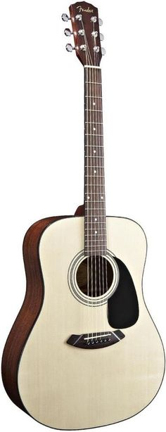 Fender CD-60 Acoustic Guitar Natural