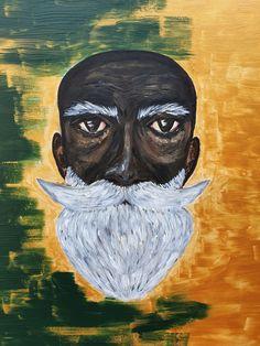 """Man with beard"" Andreea Matusoiu"