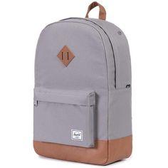 Heritage Backpack in Grey by Herschel Supply Co.