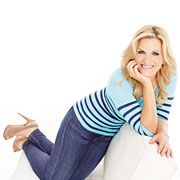 """Trisha Yearwood's Weight-Loss Secrets - she says """"I'm hungry!"""" Yeah, that's what 1200 cals a day will do to a woman (the Day on Trish's Diet only shows in Next Issue, but a story on ABC news quotes 1200 cals). She will stall out and rebound because she has bingeing issues."""