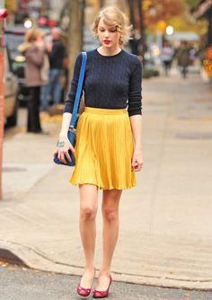 Fash Boulevard: Go-to Fash: Taylor Swift + Mustard