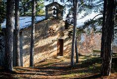 Oratorio di san Pellegrino Bominaco #abruzzo