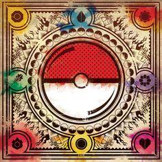 Geek Mandala Designs - Created by Chowsrbao