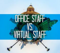 This article is a comparison between virtual staff and a normal office employee which business owners might want to spend time considering. Office Assistant, Virtual Assistant, Board, Planks