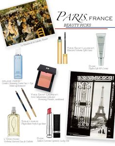 Paris, France Beauty Picks for mama!