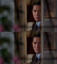 In the Mood for Love - Wong Kar Wai (Hong Kong)  actor: Tony Leung Chiu-Wai