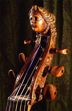 Viola da gamba Bass by Joachim Tielke Hamburg 1683 Ex-Dobereiner Ex-Heinitz c Renaissance Music, Bass, Piano, Early Music, Cello, Violin Music, Classical Music, Music Stuff, Sculpture