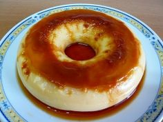 ▶ FLAN DE GALLETAS MARIAS.MICROONDAS - YouTube