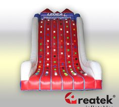 REATEK Inflatables, let us design your inflatable slide, air mountain, interactive game, obstacle courses and other inflatable games. Inflatable Bounce House, Inflatable Slide, Logo Shapes, Bouncy Castle, Climbing Wall, Indoor Playground, Design Your Own, Rubber Rain Boots, Things That Bounce