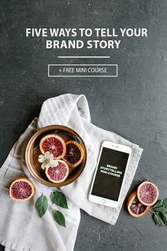 Five Ways to Tell Your Brand Story - As effective as it can be, storytelling may seem a little illusive and intangible at times, but fortunately there are practical steps we can take to build STORY into our business. Personal Branding, Branding Your Business, Creative Business, Business Tips, Online Business, Corporate Branding, Logo Branding, Business Grants, Self Branding