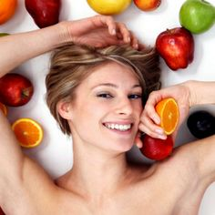 The Perfect Diet For Healthy and Gorgeous Skin Foods For Healthy Skin, Good Foods To Eat, Get Healthy, Healthy Life, Healthy Living, Fruits For Glowing Skin, Remedies For Glowing Skin, Eat Right, Health And Beauty