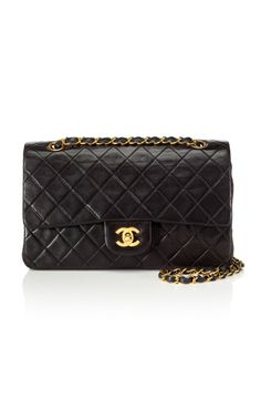 Vintage Chanel Classic Double Flap Bag- yes please!