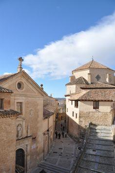 Cuenca, Spain - Fundación Antonio Pérez, San Clement Convent