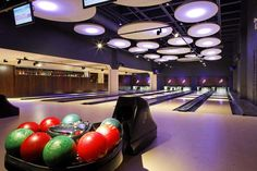 All Star Lanes Brick Lane, Shoreditch London Fancy a bowl with Jamie and Stevie? All Star Lanes on Brick Lane is an 1950s style American retro bar with bowling lanes - perfect when you're looking to do something a little different. After you've finished your game why not have a bite to eat in the American diner or grab a drink from the bar? Cocktails and bowling go hand in hand right? As Jamie would say, 'yeaaah boiiii!'   Something a little different, Stag/Hen, Private party, Eating and…
