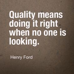 quotes about quality - Google Search
