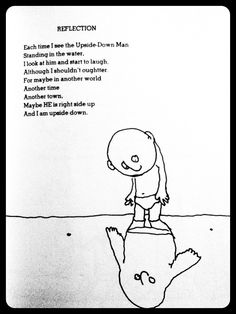 ~Shel Silverstein was my favorite books to read growing up and would make for a great tattoo, maybe my half sleeve?