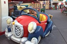Our Disneyland Experience: The Drive to Disneyland