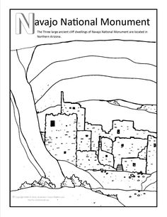 navajo coloring pages.html