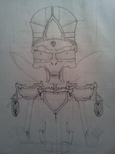 Skull Emperor 2010