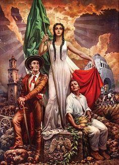 Se dice que es el pintor de la mexicanidad:Jesus Helguera - Taringa!