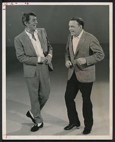 1960's Original Photo FRANK SINATRA & DEAN MARTIN Rat Pack Stars