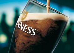 Das wohl bekannteste irische Bier ist das Guinness.