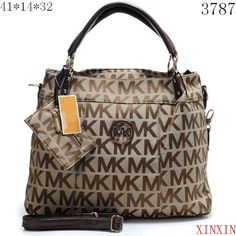 Welcome to Michael Kors Outlet Online Store, Larger Discount! Cheap Michael Kors Large Logo Tote With Wallet Beige Save Much 156235 [MK Outlet Online - Cabas Michael Kors, Outlet Michael Kors, Cheap Michael Kors Bags, Handbags Michael Kors, Boutique Michael Kors, Mk Handbags, Designer Handbags, Designer Bags, Victorian