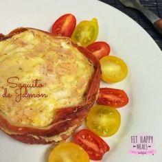Saquitos de Jamón - Fit Happy Meals