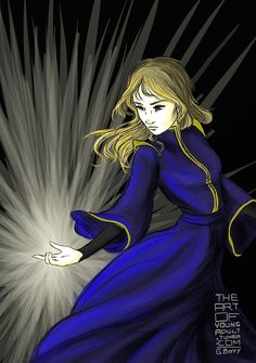 Alina the Sun Summoner from Shadow and Bone by Leigh Bardugo by theartofyoungadult
